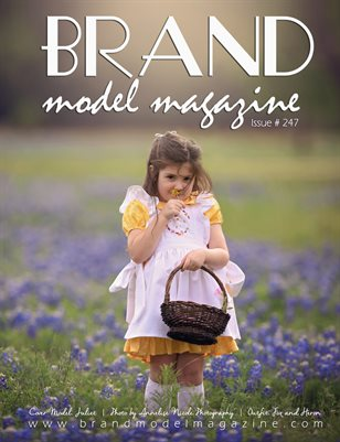 Brand Model Magazine  Issue # 247
