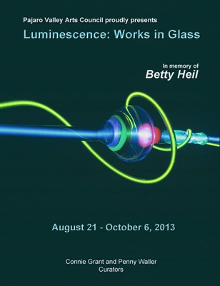 Luminescence: Works in Glass