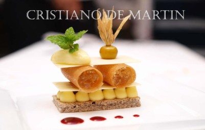 Cristiano de Martin - International CHEF