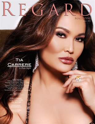 Regard Magazine  April/May  Issue 13  2012