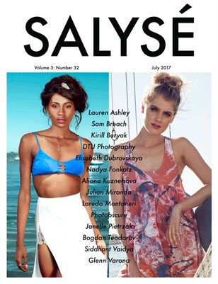 SALYSÉ Magazine | Vol 3:No 32 | July 2017 |