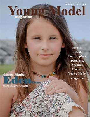Young Model magazine Volume 2 Issue 3 2018