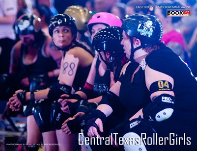 Central Texas RollerGirls Photo