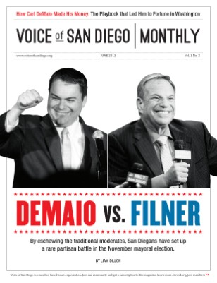 Voice of San Diego Monthly | June 2012