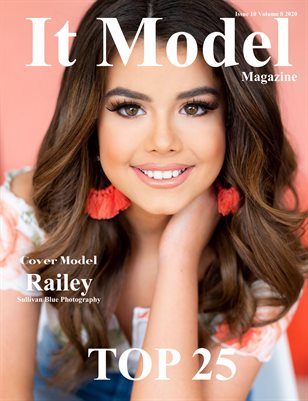 It Model Magazine Issue 10 Volume 8 2020