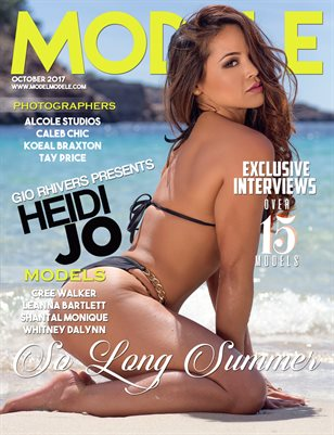 MODEL MODELE PRESENTS SO LONG SUMMER (HEIDI JO)