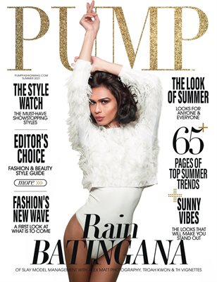 PUMP Magazine | The June Style Issue | Vol.4