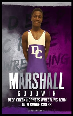 Marshall Godwin DC 5x8 Prints #2