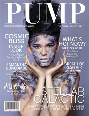 PUMP Magazine - The Global Beauty Edition
