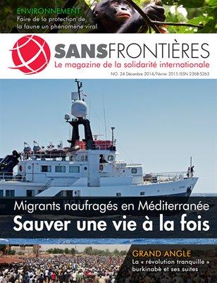 Magazine Sans Frontières (Num.24/Dec2014-Fev 2015)