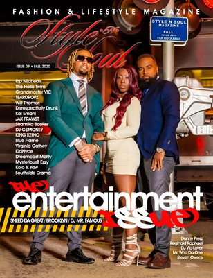 Fall Entertainment Issue 2020