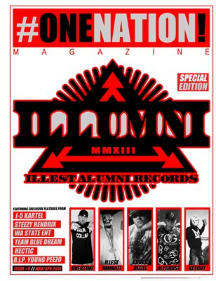 #OneNation! Magazine Issue #9 (March/April 2014)