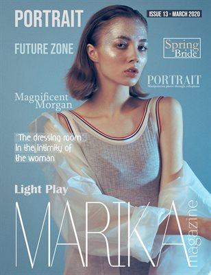 MARIKA MAGAZINE PORTRAIT (March - issue 13)