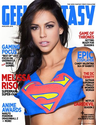 Geek Fantasy - Mar/Apr 2016