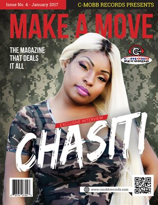 Make A Move Magazine Issue 4