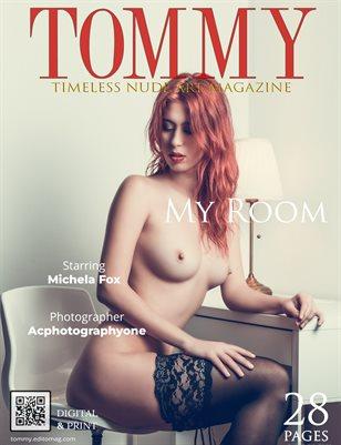 Michela Fox - My room - Acphotographyone