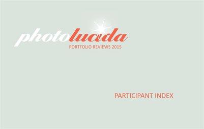 Participant Index 2015