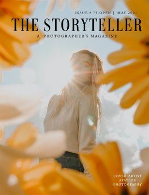 The Storyteller Magazine Issue # 72 OPEN