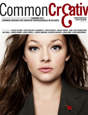 CommonCreativ SUMMER ISSUE 2011