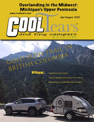 Cool Tears and Tiny Campers Magazine - July/August 2020