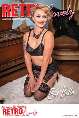 Evie Belle Cover Poster