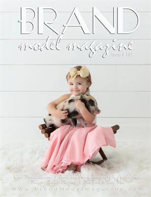 Brand Model Magazine  Issue # 187