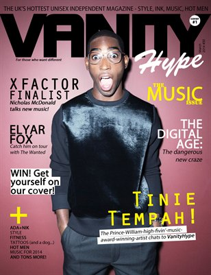 VanityHype #30 (Cover 1)