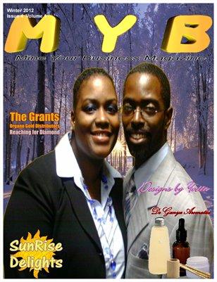 MYB Winter 2012