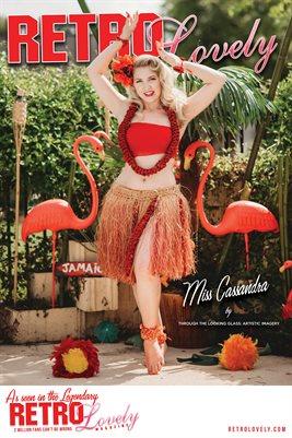 Miss Cassandra Cover Poster