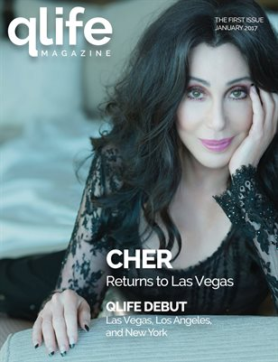 QLife Magazine | The First Issue | January 2017