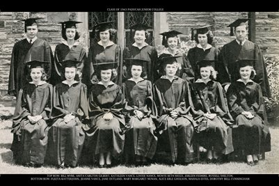 CLASS OF 1943 PADUCAH JUNIOR COLLEGE