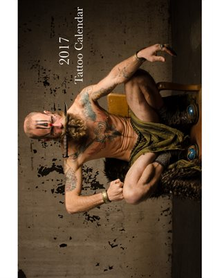 2017 Tattoo Calendar
