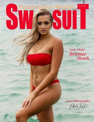 Australian Model Swimsuit Magazine March 2018 Issue