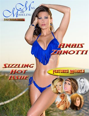 M & M Modeling Magazine July Bikini Issue 2013
