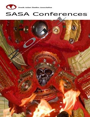 SASA Conference Program - 2011