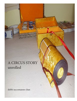 a circus story unrolled