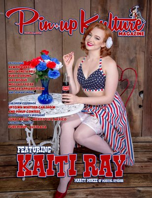 Pinup Kulture Magazine Volume 4, Issue 7-July