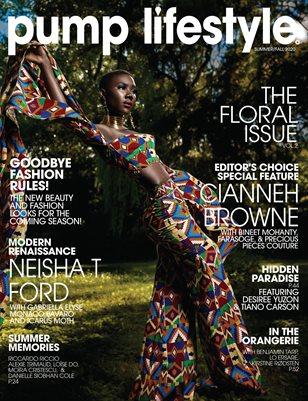 PUMP Magazine | The Floral Edition | Vol.2