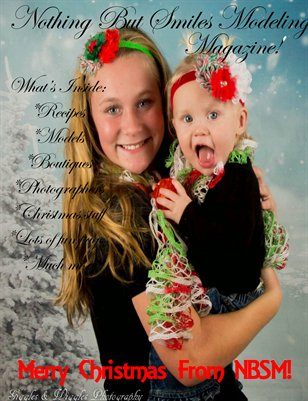 Nothing But Smiles Modeling!! Merry Christmas!!