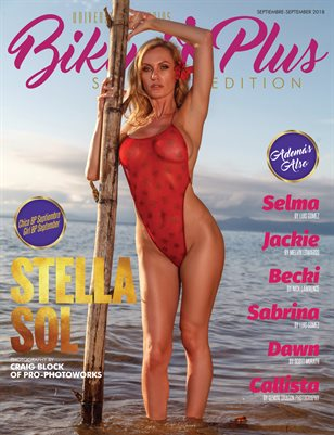 BIKINI PLUS MAGAZINE  SEPTEMBER 2018