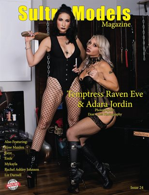 Sultry Models Magazine Issue 24