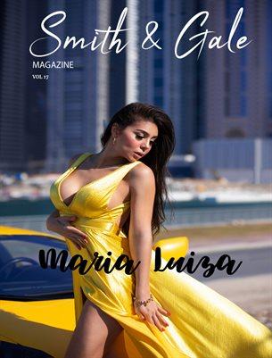 Smith & Gale Magazine Vol. 17 ft. Maria Luiza