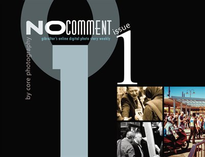 No Comment Gibraltar - Issue 1