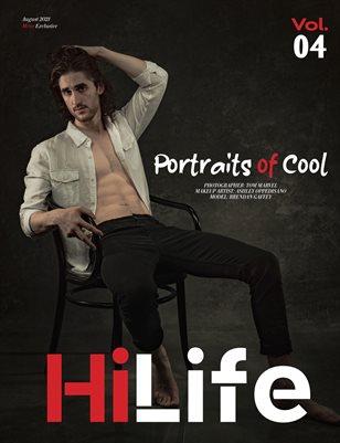 HiLife Magazine Men's August 2021(Edition-04)