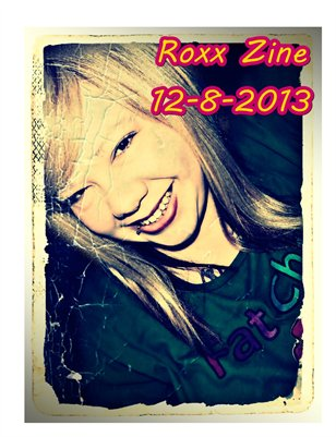 Roxx Zine issue #3