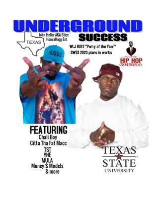 Underground Success Texas Issue 1