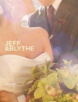 Jeff and Blythe