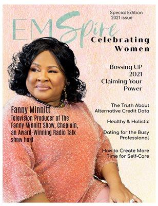EM-Spire Special Issue - Fanny Minnitt