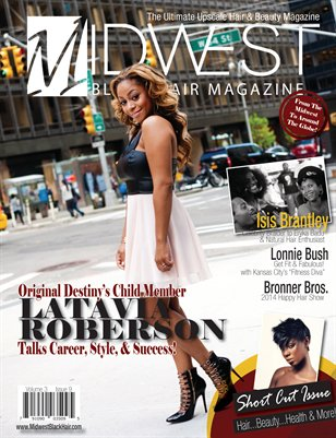 September 2014- Midwest Black Hair Magazine
