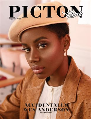 Picton Magazine AUGUST 2019 BLACK N221 Cover 1